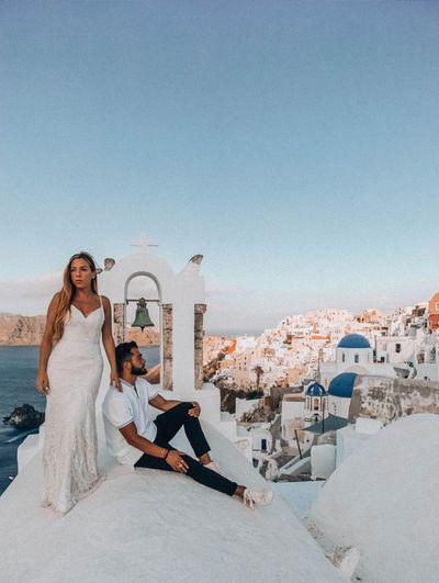 Santorini, Aegean Sea