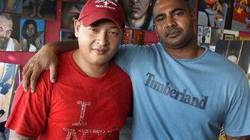 Andrew Chan and Myuran Sukumaran were executed last month.