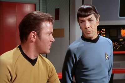 """""""I have been and always shall be your friend."""" The bromance between Captain James T. Kirk and Spock is so strong that it outlasted the original 60s series, an animated series and six films... It even survived a reboot mostly untarnished, which almost never happens."""