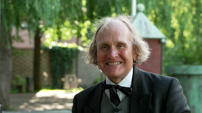 Iversen founded the Hans Christian Andersen Parade in 1988 and has taken his show, featuring 20 characters from Andersen's fairytales, all around the world
