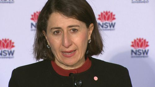 Any decision-making on ending Greater Sydney's lockdown won't be possible until at least the weekend and early next week, Premier Gladys Berejiklian said.