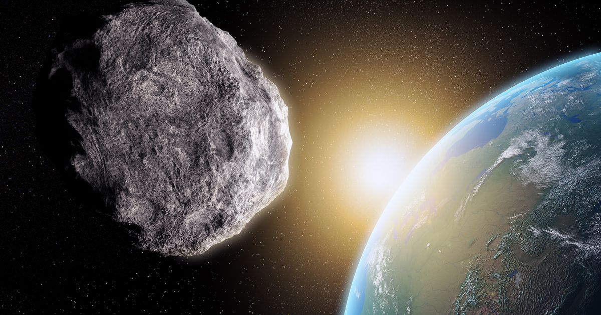 Eiffel Tower-sized asteroid to pass Earth tonight – 9News
