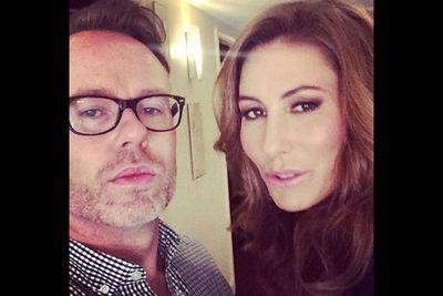 "@mrsandreamoss: ""Hair and makeup genius Craig Beaglehole for #ASTRAS #RHOMelbourne"""