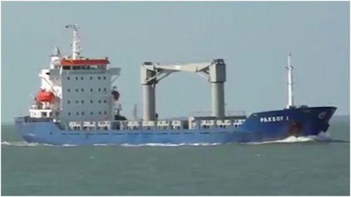 Pirates kidnap 10 Turkish sailors for suspected ransom off Nigeria