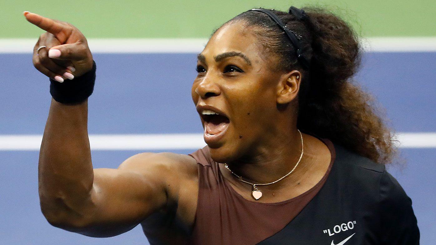 US Open: Barbora Strycova slams Serena Williams' 'bullsh--t' meltdown