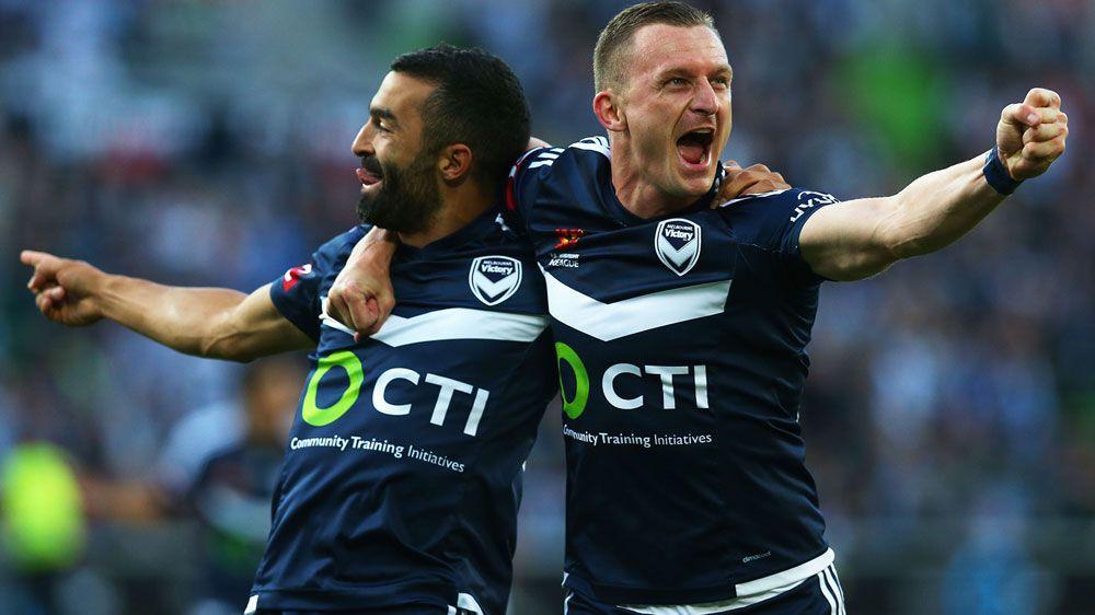 Victory roll A-League leaders Brisbane