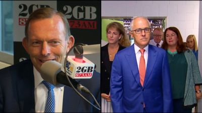 Morrison rejects Abbott's migration claims