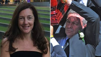Karen Ristevski's husband charged with her murder