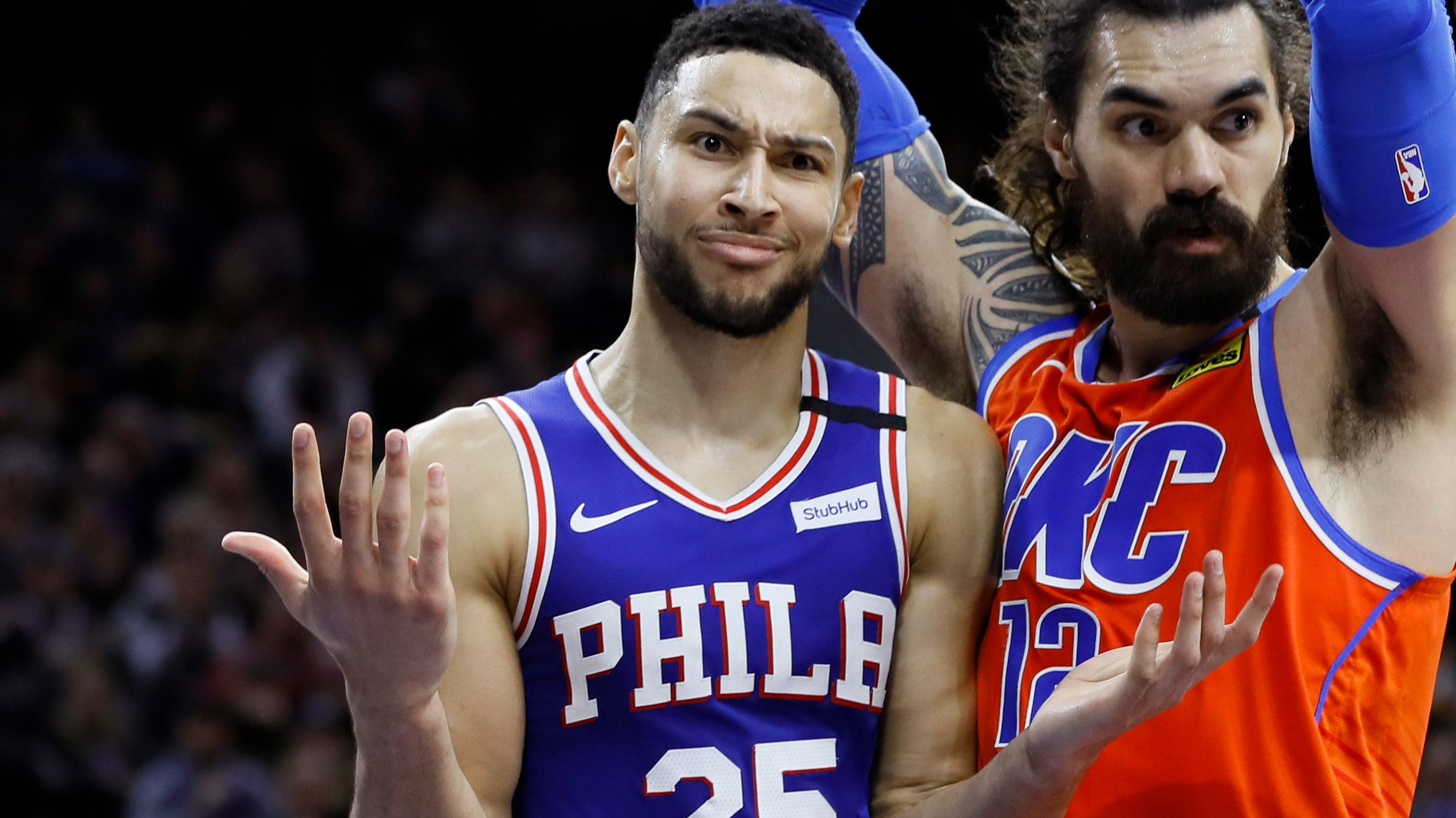 Fans deliver brutal verdict as Ben Simmons trails in NBA All-Star voting