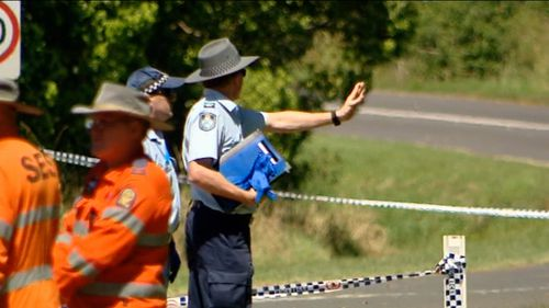 The body was so burned, police could not determine Mr Gerbic's official cause of death. 9News