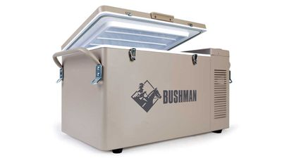 "<p>Category: Best Portable Fridges / Freezer</p> <p>Winner: Bushman Original SC35-52, <a href=""http://www.bushman.com.au/fridges/the-original-sc35-52"" target=""_top"">Bushman.com.au</a>, $1295.</p>"