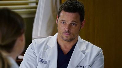 Justin Chambers in Season 13 of Grey's Anatomy.