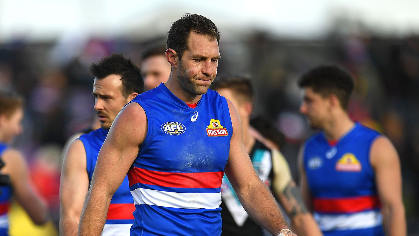 Former star AFL Travis Cloke reveals truth about his breakdown