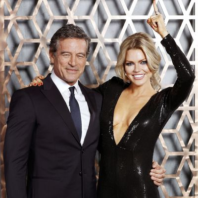 Winner: Sophie Monk, <em>The Celebrity Apprentice</em>