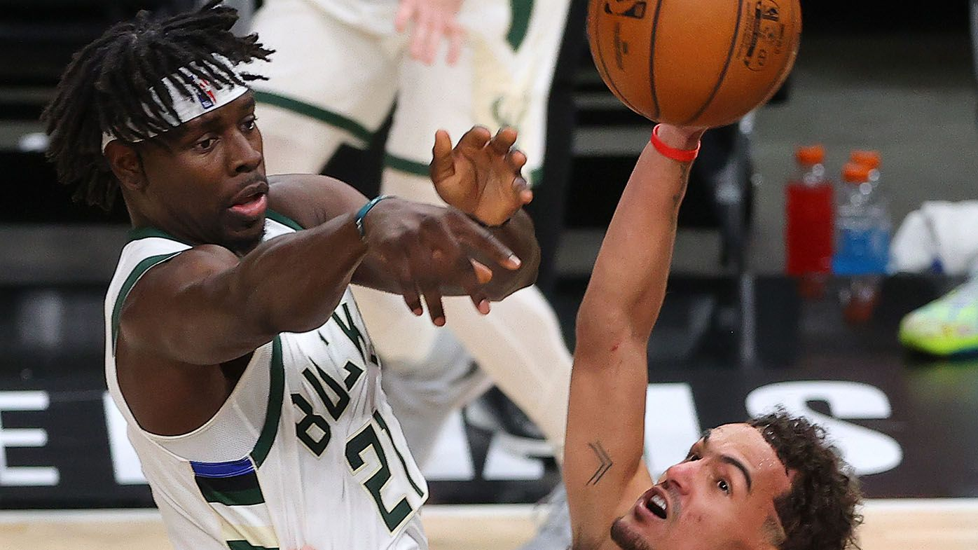 Milwaukee to face Phoenix in NBA Finals after Bucks beat Hawks to win Eastern title