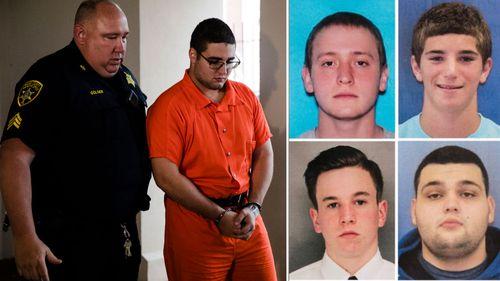 US man 'killed four over drug deals'