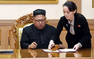 North Korean leader Kim Jong Un 'is delegating responsibilities to officials including his sister'