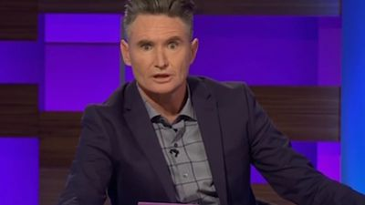 Dave Hughes enjoys first 'beer' in 25 years while holidaying in Japan