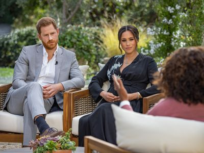 British royal family scandals: Prince Harry and Meghan Markle's Oprah interview