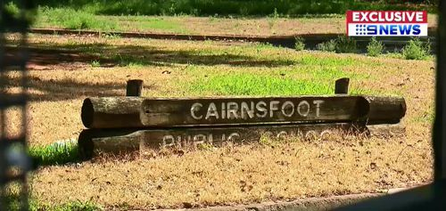 The old Cairnsfoot Special School site in Turrella, in Sydney's south, will not be sold off to make room for thousands of new apartments despite a NSW government plan to develop it into a housing block. Picture: 9NEWS.
