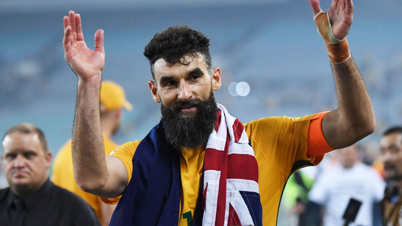 Socceroos captain Mile Jedinak announces immediate retirement from international football