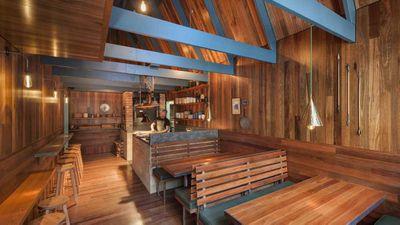 """<strong>Winner Best Bar Design 2016 – <a href=""""http://www.pinkmoonsaloon.com.au/"""" target=""""_top"""">Pink Moon Saloon</a> <br> Winner Best Identity Design 2016 – <a href=""""http://www.pinkmoonsaloon.com.au/"""" target=""""_top"""">Pink Moon Saloon</a></strong>"""
