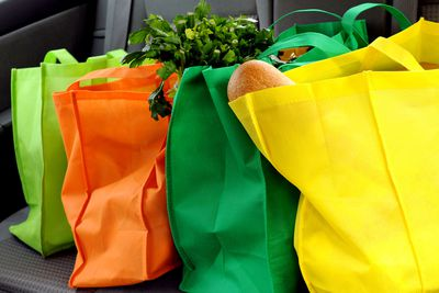 Carrying groceries: As little as 33 minutes