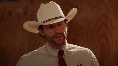 Jared Padalecki as Cordell Walker