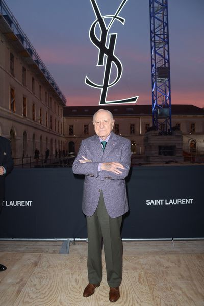 "<p><strong>Pierre Berg&eacute;n 1930&ndash;2017</strong></p> <p>Fashion executive&nbsp;</p> <p>An integral part of making  French fashion house Yves Saint Laurent one of the most successful luxury fashion brands.&nbsp;Berg&eacute;&nbsp;was the house's designer, Yves Saint Laurent's, business partner and as <em>Vogue'</em>s editor-at-large Hamish Bowles states it was Berg&eacute; ""who was emphatically in charge.""</p> <p><strong>&nbsp;</strong></p>"