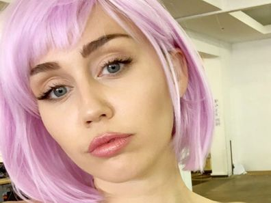 Miley Cyrus, wig, Netflix series, Black Mirror
