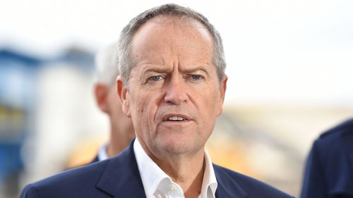 Labor leader Bill Shorten has unveiled his climate policy.