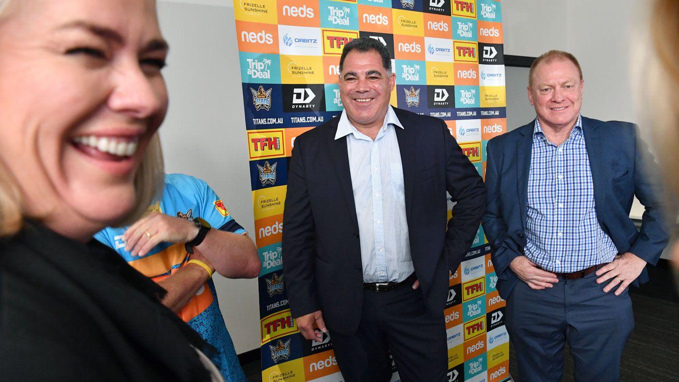 Gold Coast Titans confirm Justin Holbrook coaching move