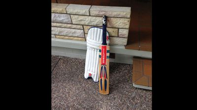 @antonyrop <p></p><p>  Today at our place in memory of a fine cricketer and even better human being. RIP PH #putyourbatsout</p><p></p>