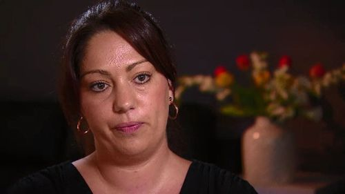 Mum Sarah said when she gave birth it was clear the special care nurses were stressed.
