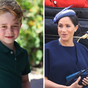 Harry and Meghan under fire for birthday message to Prince George