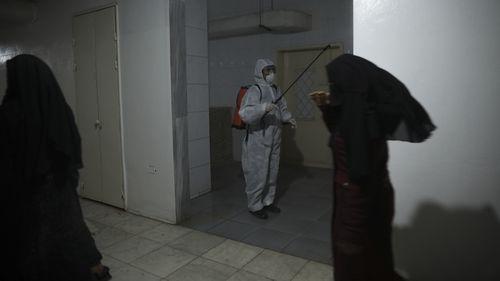 Ibn Sina hospital, Syria