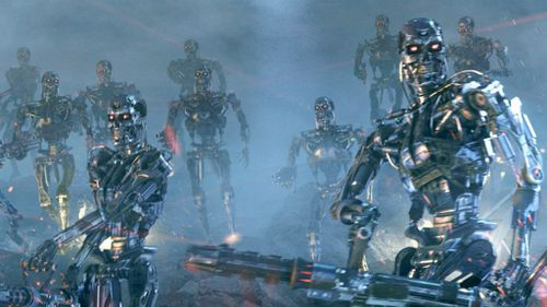 James Cameron says online world means 'Skynet has won'