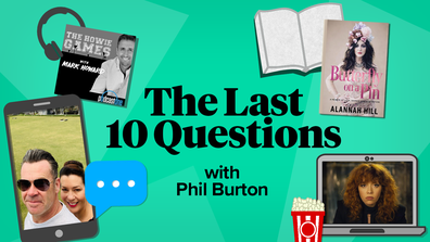 The Last 10 Questions with Phil Burton