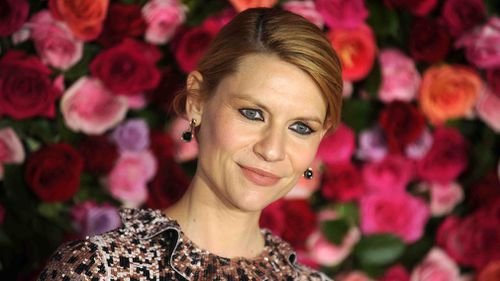 Claire Danes was among the ceremony's many distinguished guests. Picture: PA
