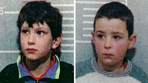 Jon Venables, left, and Robert Thompson became the UK's youngest convicted murderers.