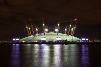 The O2 Arena – Peninsula Square, London