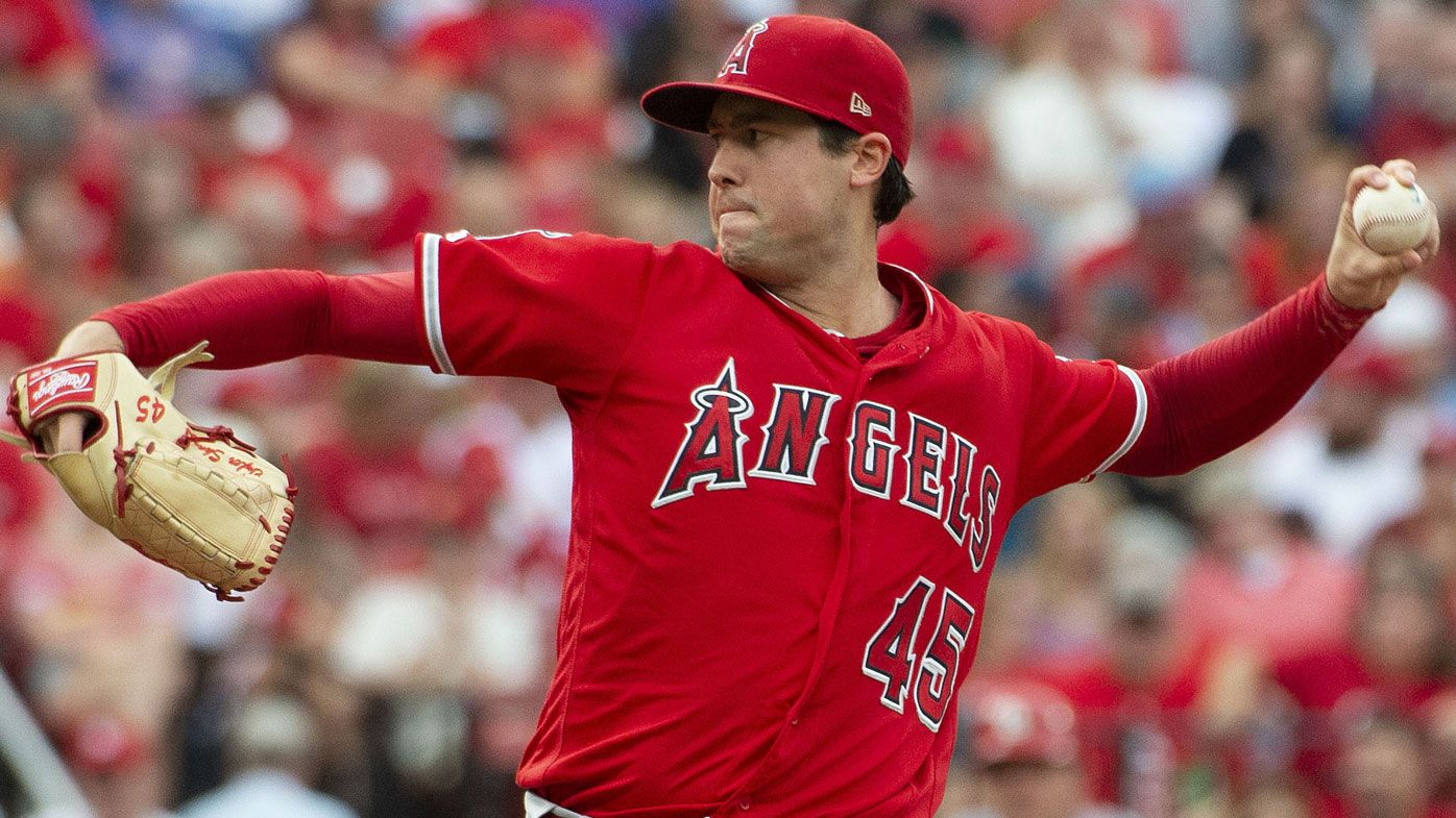 MLB pitcher Tyler Skaggs of LA Angels found dead in hotel room at age 27