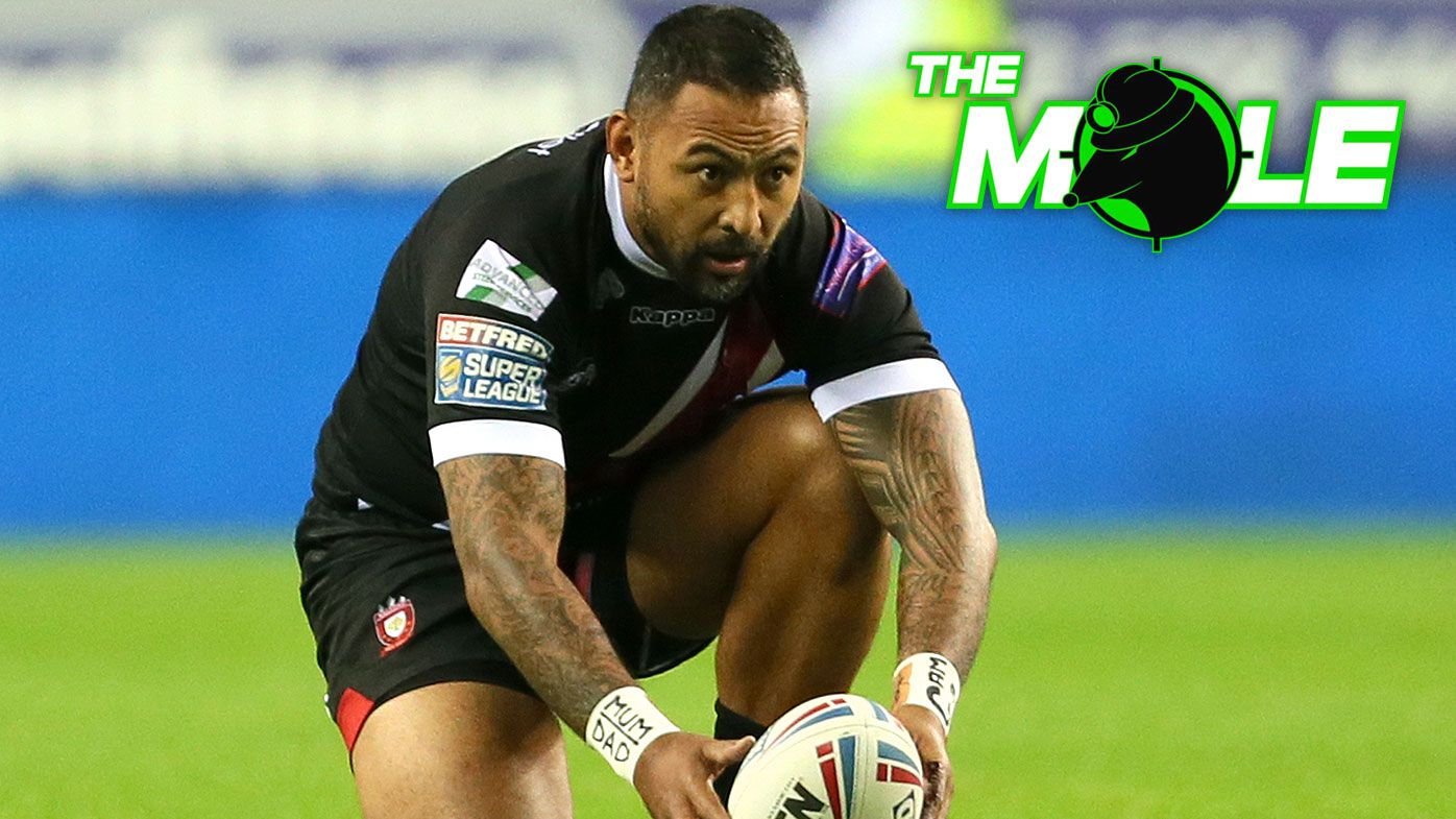 The Mole: Former NRL player Krisnan Inu cops whopping ban for Jarryd Hayne posts