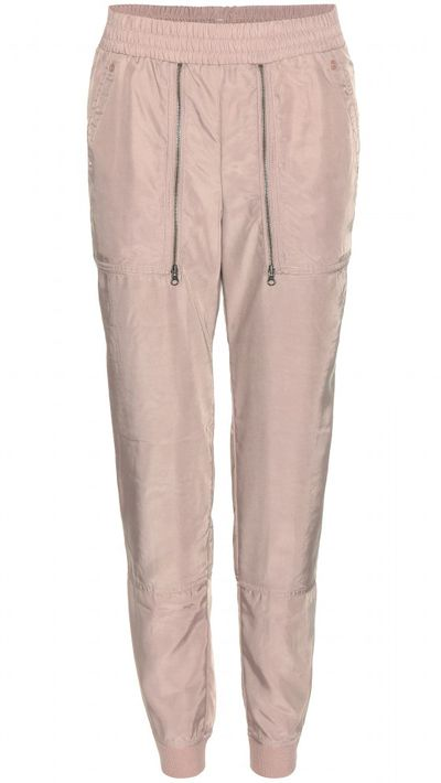 "<a href=""http://www.mytheresa.com/en-au/track-pants-404682.html#"" target=""_blank"">Track Pants, $165, Adidas by Stella McCartney</a>"