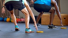 Interval training could help you lose more fat than a traditional workout