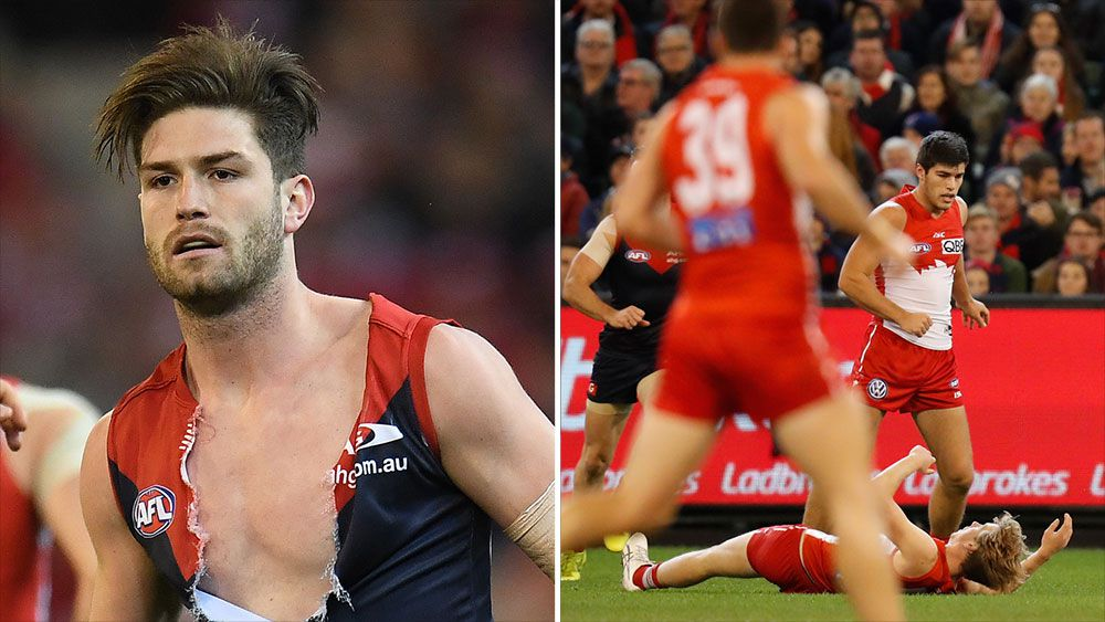 Tom Bugg cops six-week ban from AFL tribunal