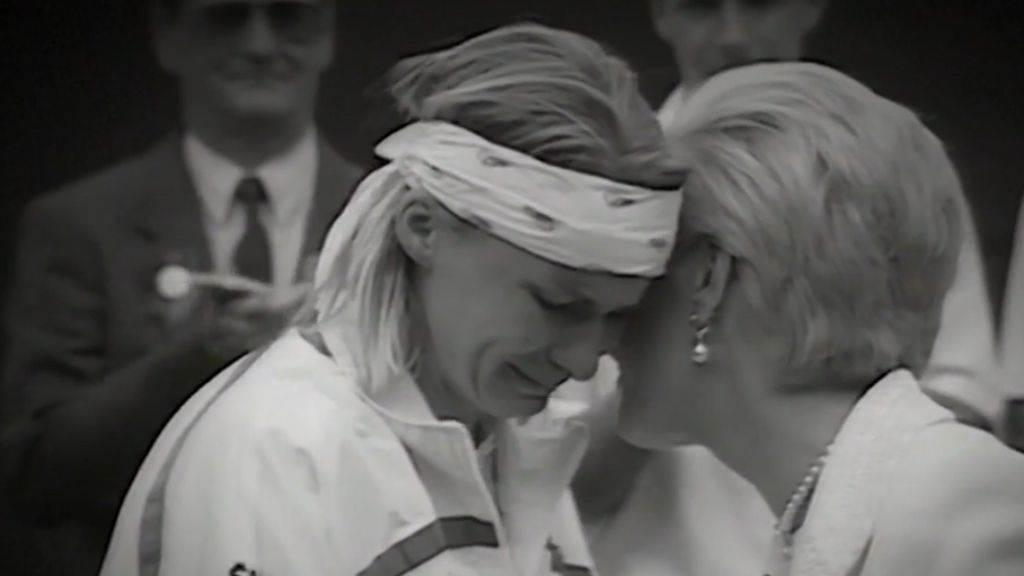 Novotna reflects on Wimbledon defeat