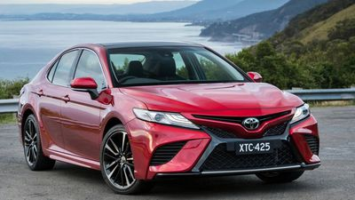 Toyota unveils dramatic facelift for Camry