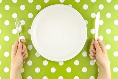 Cut back on calories (sometimes)