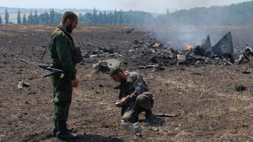 UPDATE: Pro-Russian rebels shoot down two Ukrainian fighter jets